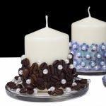 Бусы на свечах