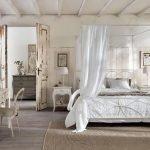 Уютная декор спальни