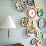Ручная роспись тарелок