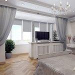 Экономия пространства в квартире