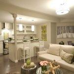 Светлая мебель в доме