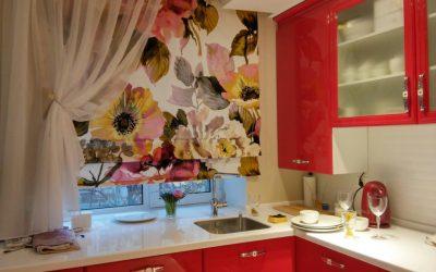 75 идей оформления дизайна окна на кухне