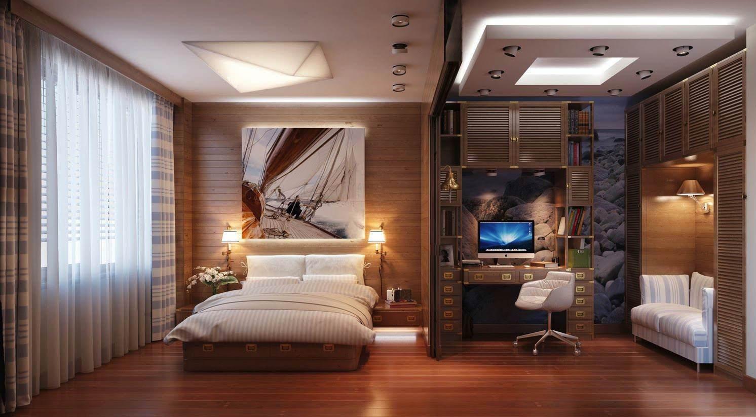 нравится, интересные дизайны комнат фото глаз способен