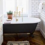 Классический декор ванной
