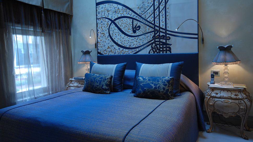 Стильный декор спальни