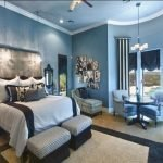 Спальня-гостиная