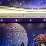 Космический декор мебели