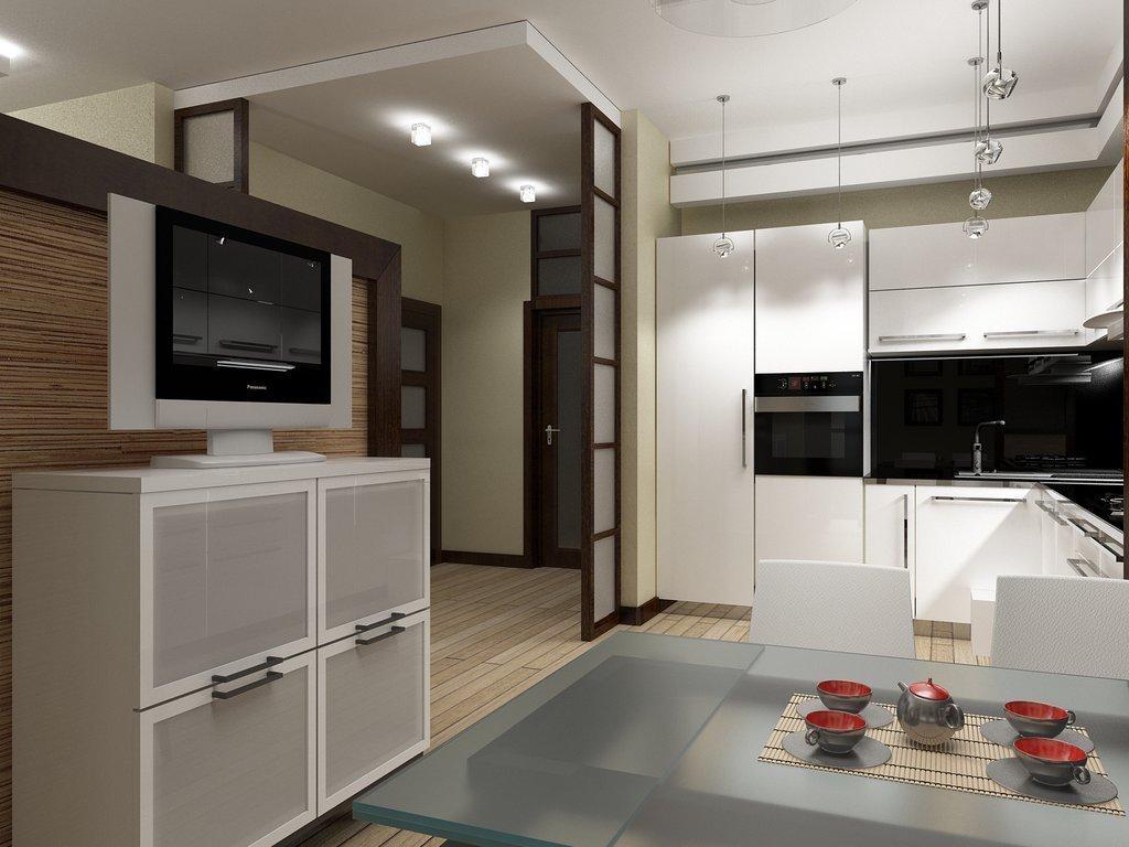 запомнилась совместить кухню и прихожую дизайн фото нейл-арт без