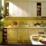 Мебель в советской кухне