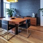 Комната с мебелью в стиле винтаж