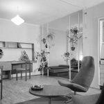 Дизайн комнаты в стиле 70-х