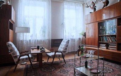 Советский стиль в интерьере +75 фото примеров