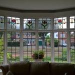 Лоджия с большими окнами
