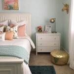 Элементы декора в спальне для девочки