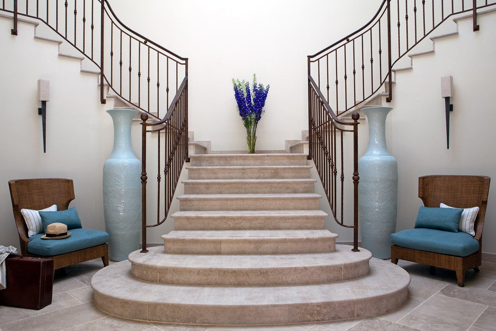 Лестница под мрамор