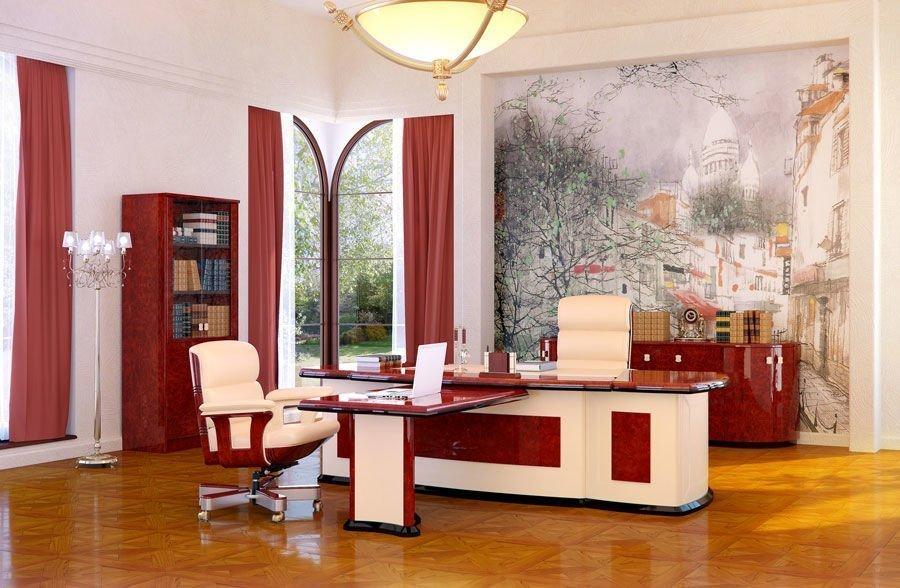 Контрастная мебель