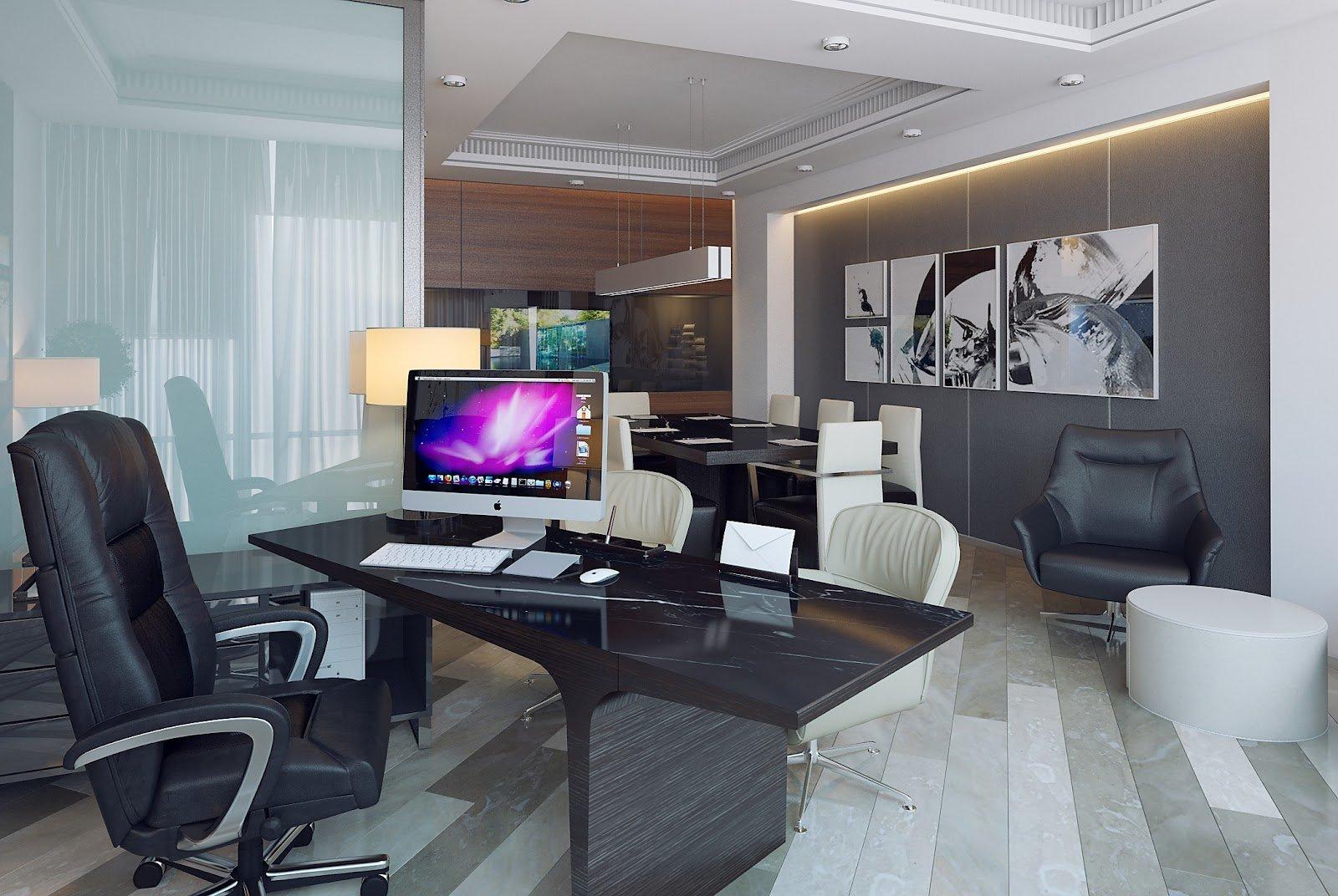 Комната для директора компании