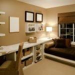 Функциональные зоны в спальне