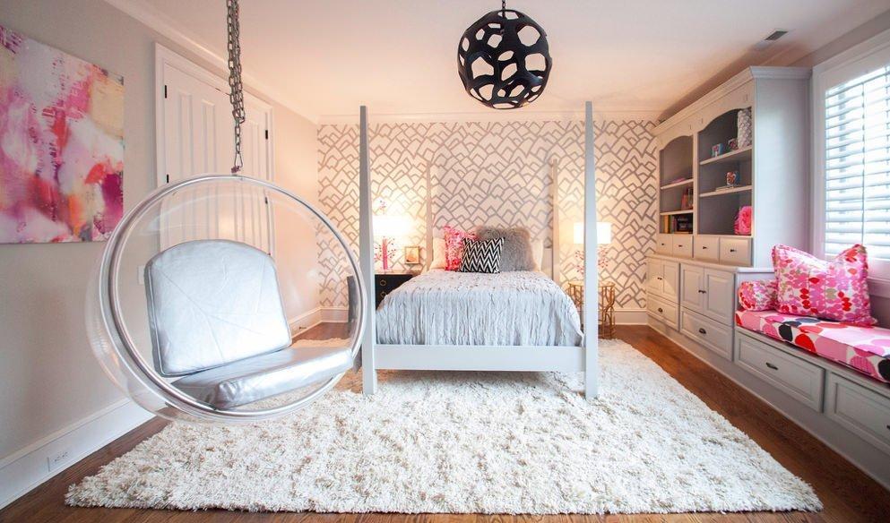 Уютная комната для женщины