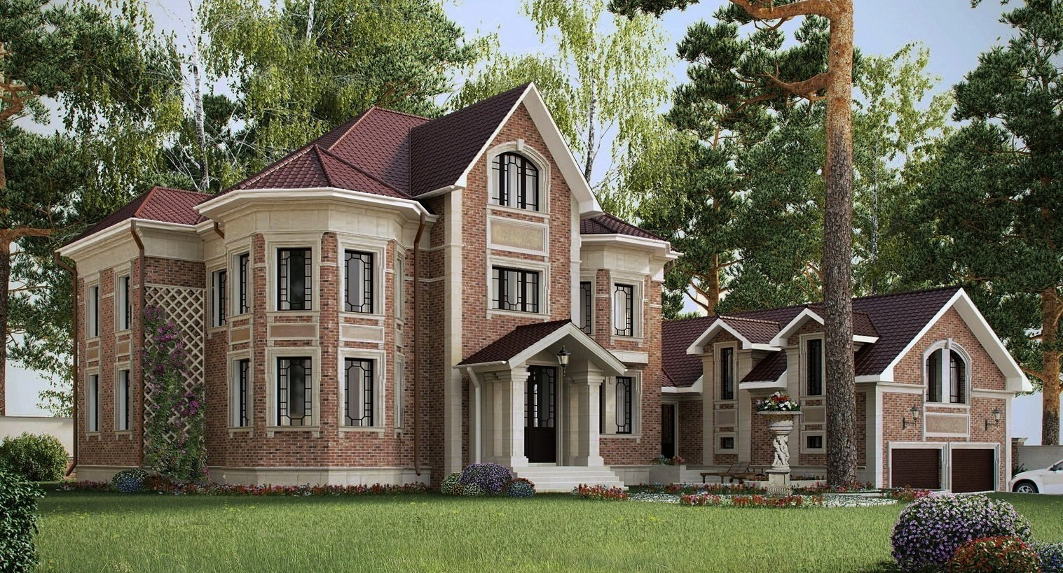 Classic style cottage