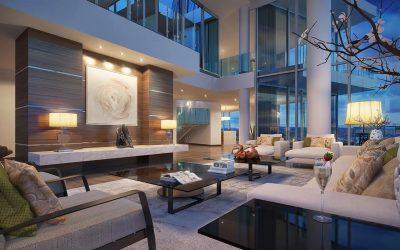 Дизайн коттеджа — идеи интерьера и экстерьера загородного дома