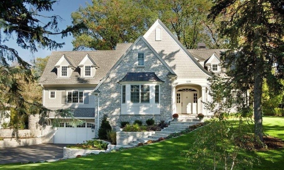American style cottage