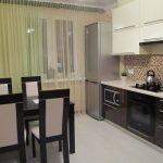 Восточные мотивы в интерьере кухни