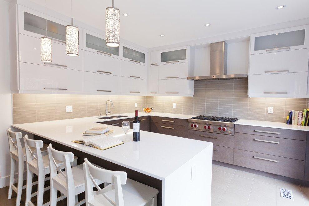 позволяют вам угловые кухни в светлых тонах фото это уникальный экзотический