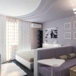 Мебелировка в небольшой квартире
