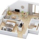 Квартира для семейной пары