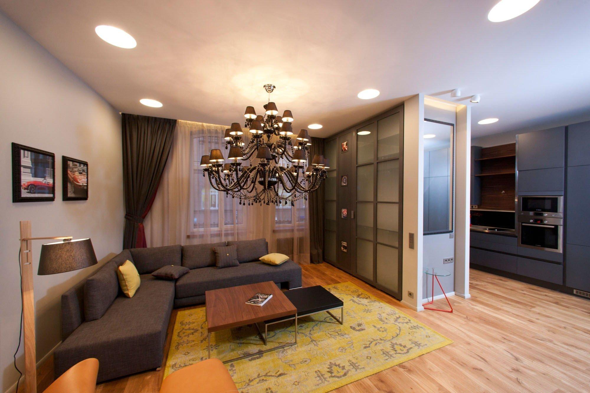 дизайн реальных фото однокомнатной квартиры популярный