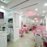 Розовые элементы в декоре
