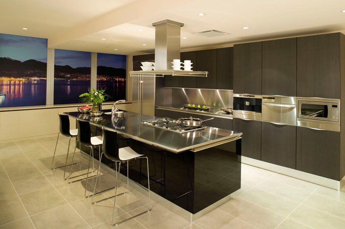 каждым бойцом фото красивых кухонь современного стиля итоге получаем двухстороннюю