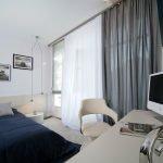 Спальня в стиле модерн