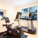 Помещение для фитнеса в квартире