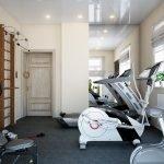 Комната для тренировок