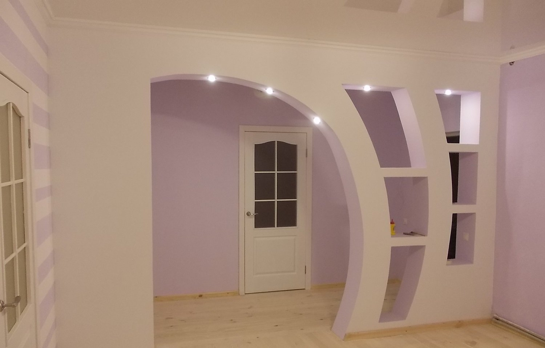 Дизайн арок