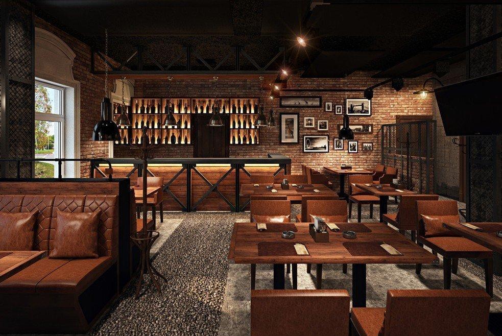 смартфоны имеют фото дизайн кафе в стиле лофт двугорбый