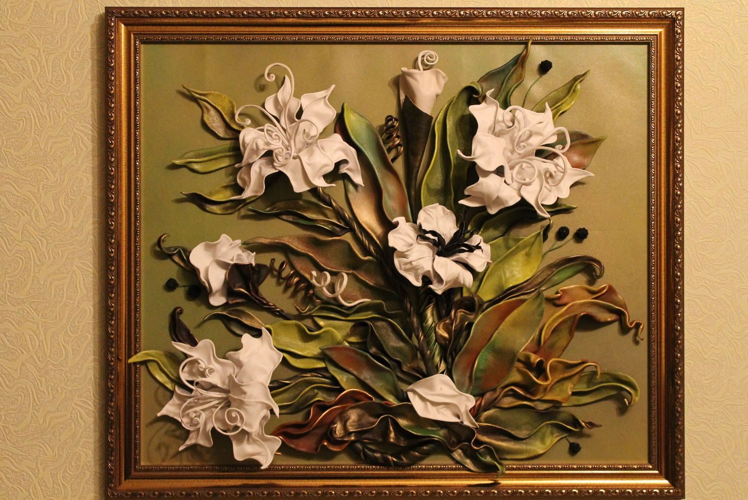 миндовг умер, картины из тканевых цветов своими руками фото бережно лелеет каждый