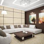 Картины с подсветкой на стене