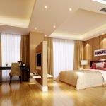 Гостиная, совмещенная со спальней