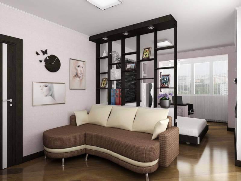 Мебель для спальни-гостиной