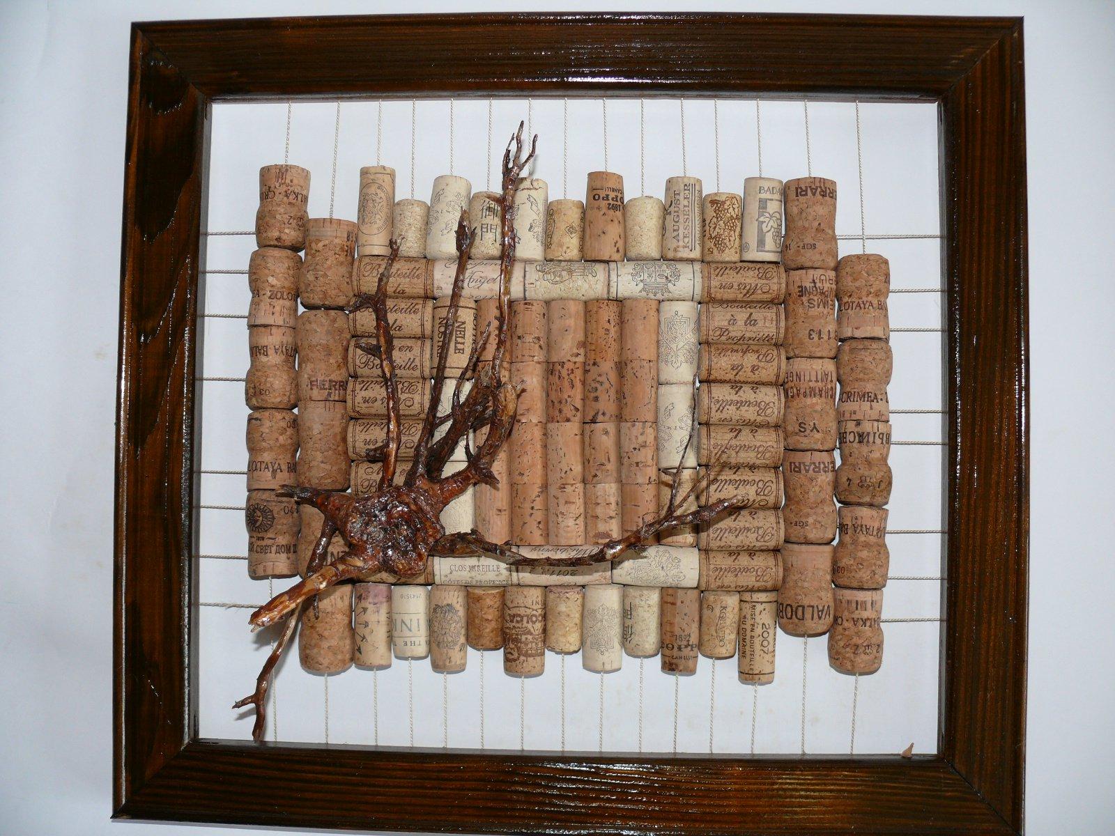 владельцы изделия из пробок от вина фото заболевание