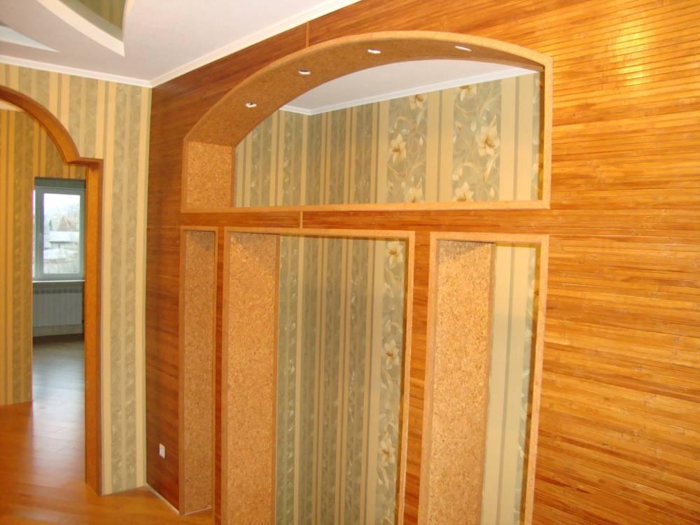 Design a niche in the room