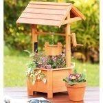 Подставка для садовых цветов
