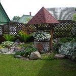 Уютный дворик