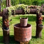 Декоративный элемент для сада