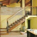 Дизайн комнаты с лестницей