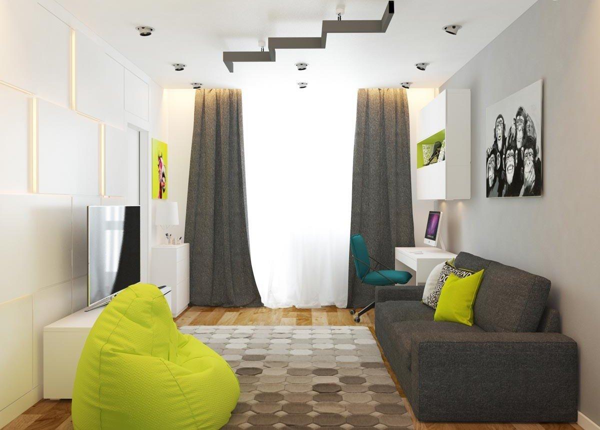 Однокомнатная квартира п-44т для семейной пары с детьми