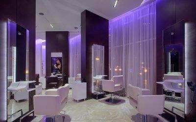 Дизайн салона красоты: оформление и стили